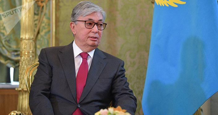 托卡耶夫感謝哈薩克斯坦公民在選舉中給予的信任