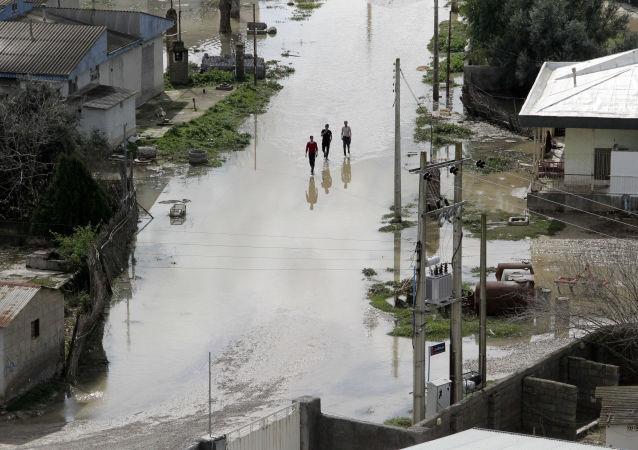 伊朗总统:阻碍伊朗获得外来洪灾援助是犯罪行为
