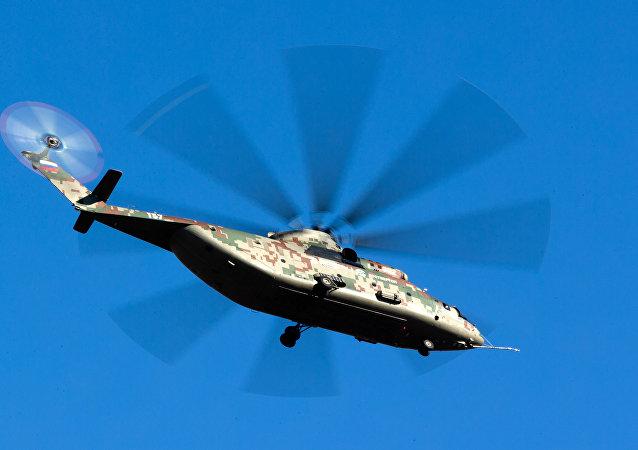米-26T2V直升机