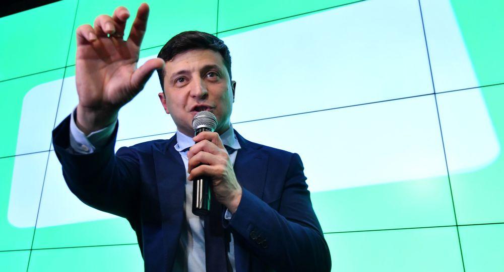 泽林斯基候选人