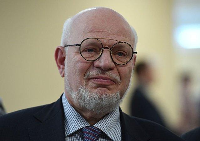 公民社會發展與人權委員會主席費多托夫