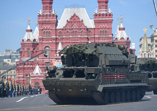 道尔-M2防空系统