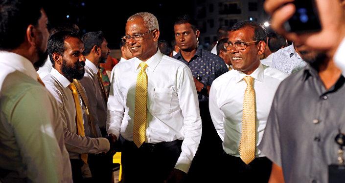 專家:馬爾代夫無法放棄與中國走近政策
