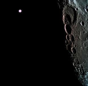 月球正在冷却和收缩