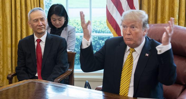 中美元首或于日本G20峰会期间会晤 中国外交部回应双方一直保持着联系