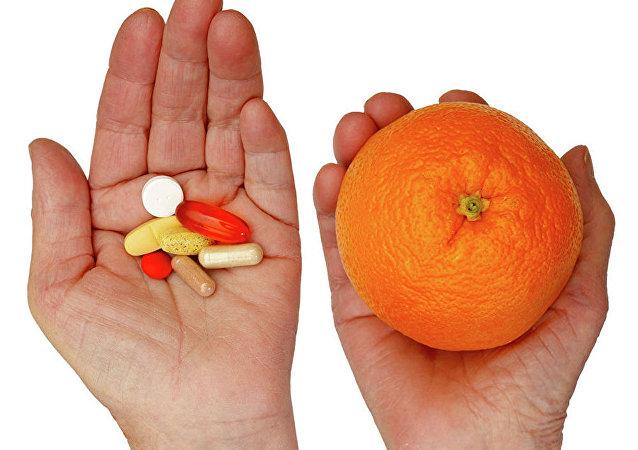 首席营养师告诉俄罗斯人一生需做些什么才能保持健康