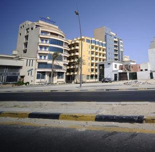 利比亞總理:利比亞民族團結政府的部隊能夠保護的黎波里