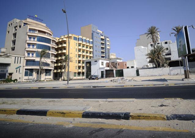 利比亚首都连续发生四起爆炸