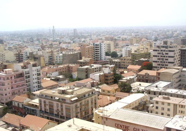 塞內加爾首都達喀爾