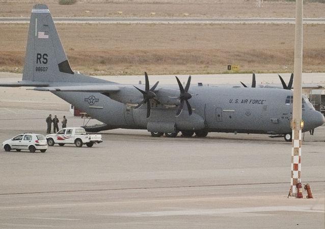 美国出于利比亚的安全考虑重新部署特遣队