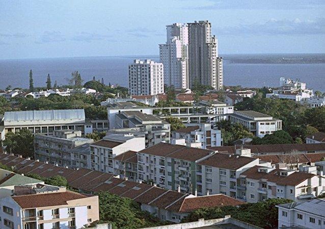 莫桑比克首都馬普托