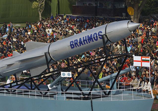 布拉莫斯巡航导弹