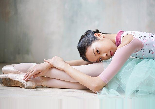 湯佳諾-芭蕾舞舞者