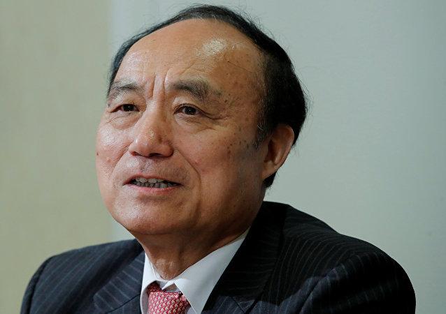 国际电信联盟(ITU)秘书长赵厚麟
