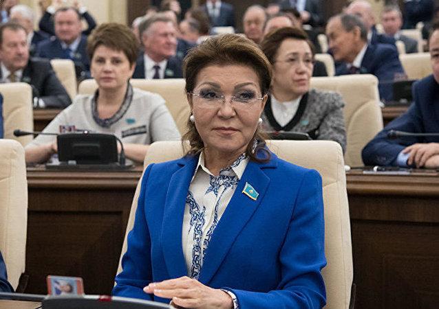 纳扎尔巴耶夫的长女