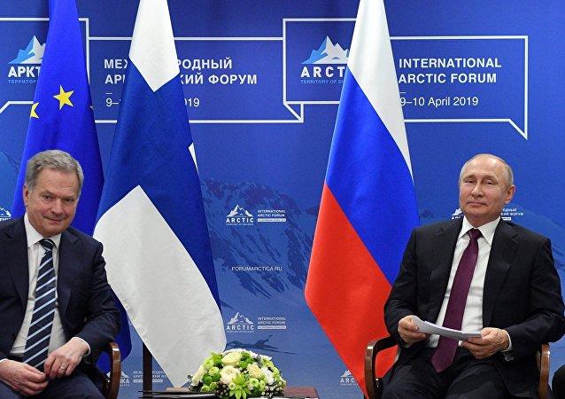 普京:向替代能源过渡不会给俄罗斯带来威胁