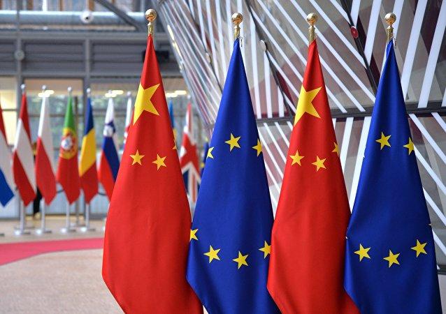 歐盟與中國的聯合聲明表明中國處於強勢地位