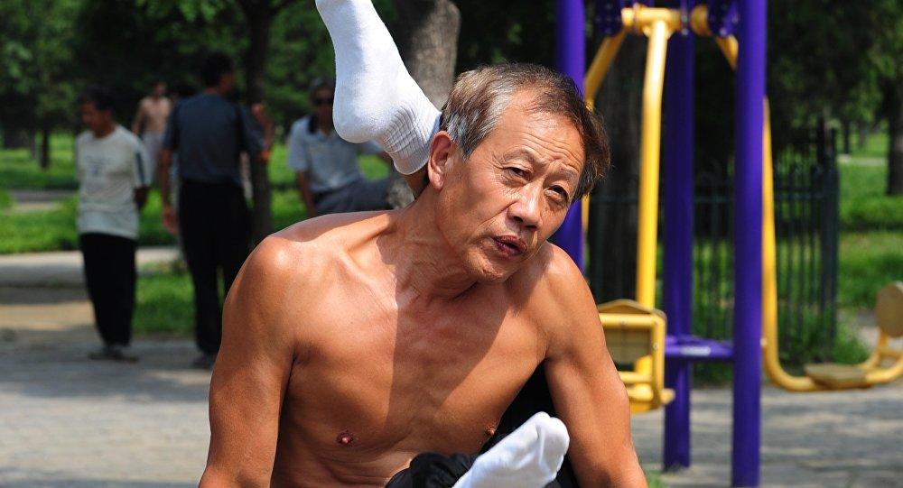 中國長壽老人:不尋常的活到近百歲的方式