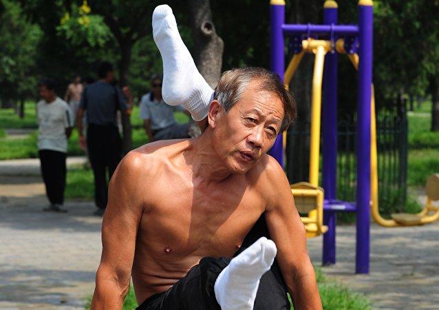 中国长寿老人:不寻常的活到近百岁的方式
