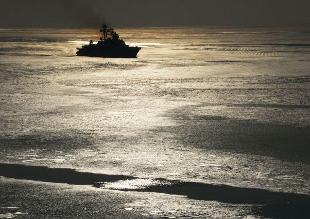 俄太平洋舰队舰艇支队结束对越南的访问