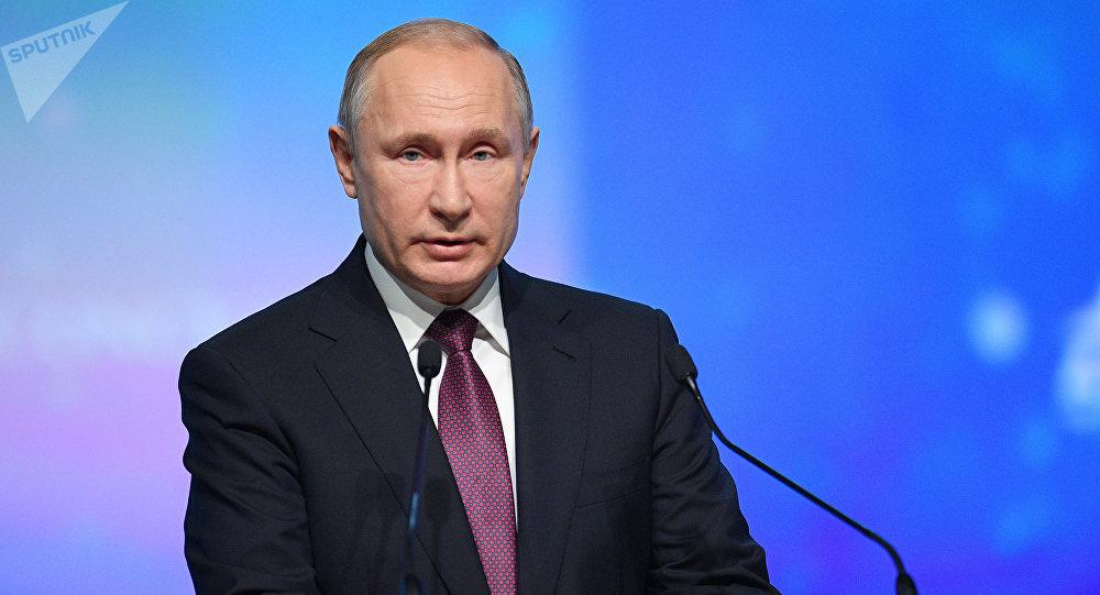 普京邀請外國夥伴在北極開展各領域合作