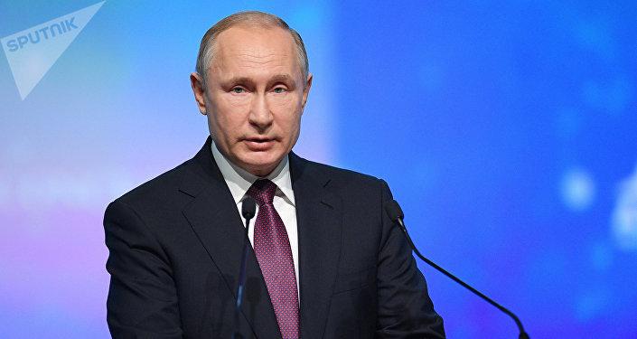 普京邀请外国伙伴在北极开展各领域合作