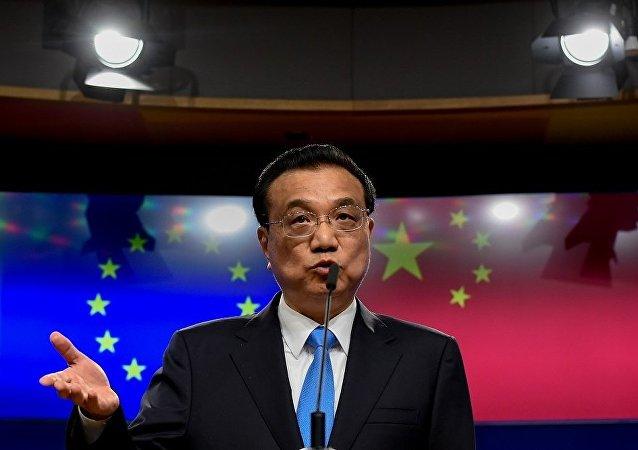 中國國務院總理李克強(資料圖片)