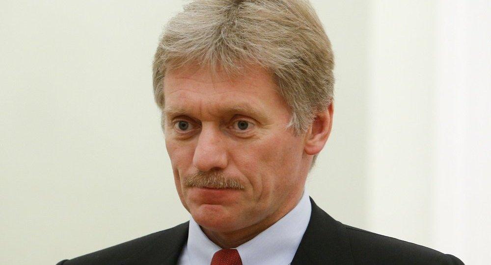 俄总统新闻秘书佩斯科夫