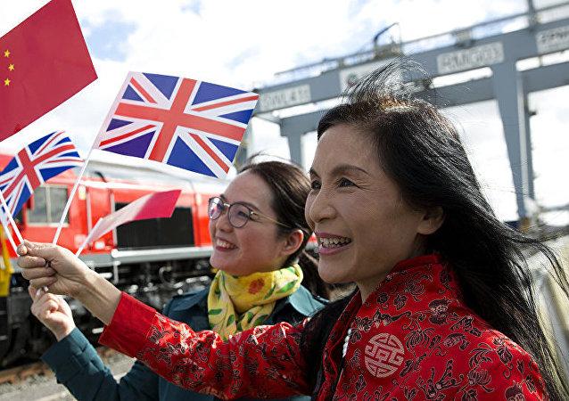 中英將在下周討論脫歐後的兩國關係