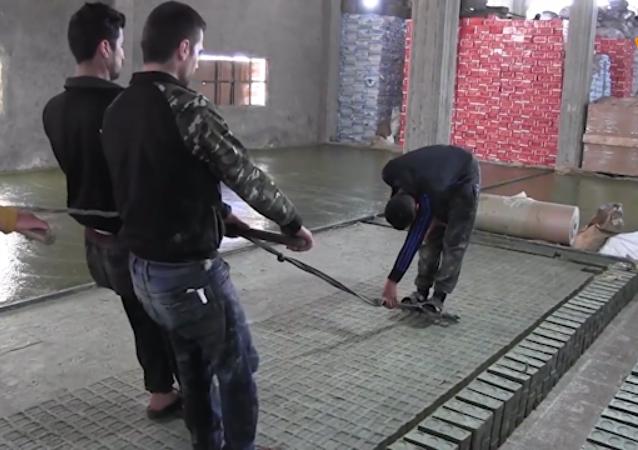 叙利亚恢复天然皂生产