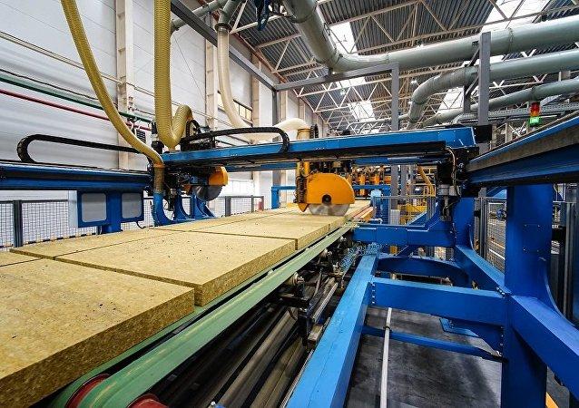 俄远东隔热材料厂扩大对东南亚国家的出口规模