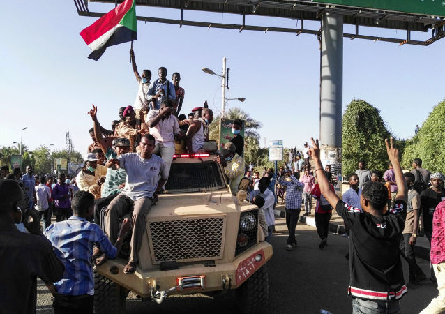 苏丹反对派否认国防部长有关该国局势的声明