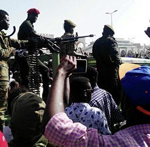 蘇丹情報部門證實釋放全國所有政治犯