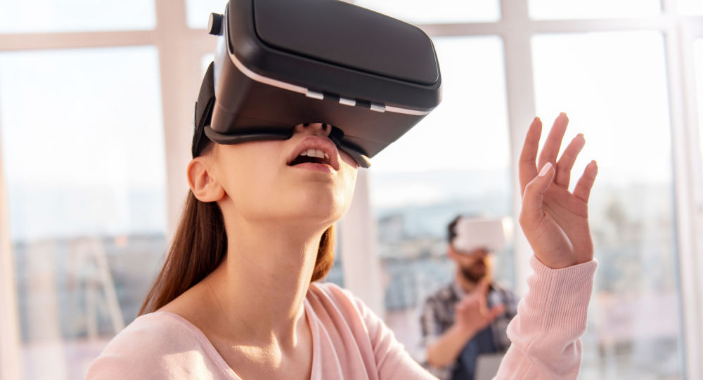 专家证明AR技术可能改变人的行为