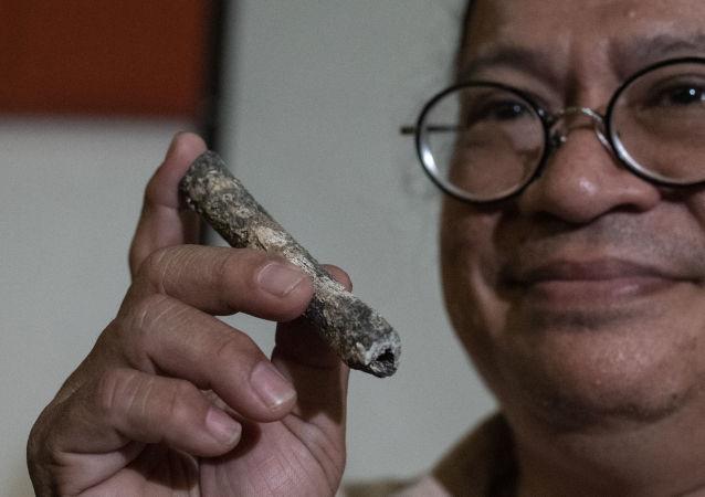 科学家们在菲律宾发现不知人种的古人类遗骸