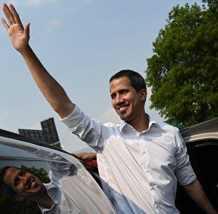 委内瑞拉政府指责瓜伊多实施腐败阴谋
