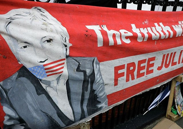 英国法院裁定阿桑奇违反保释条例