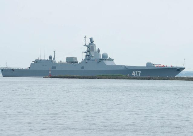 「戈爾什科夫海軍上將號」艦船