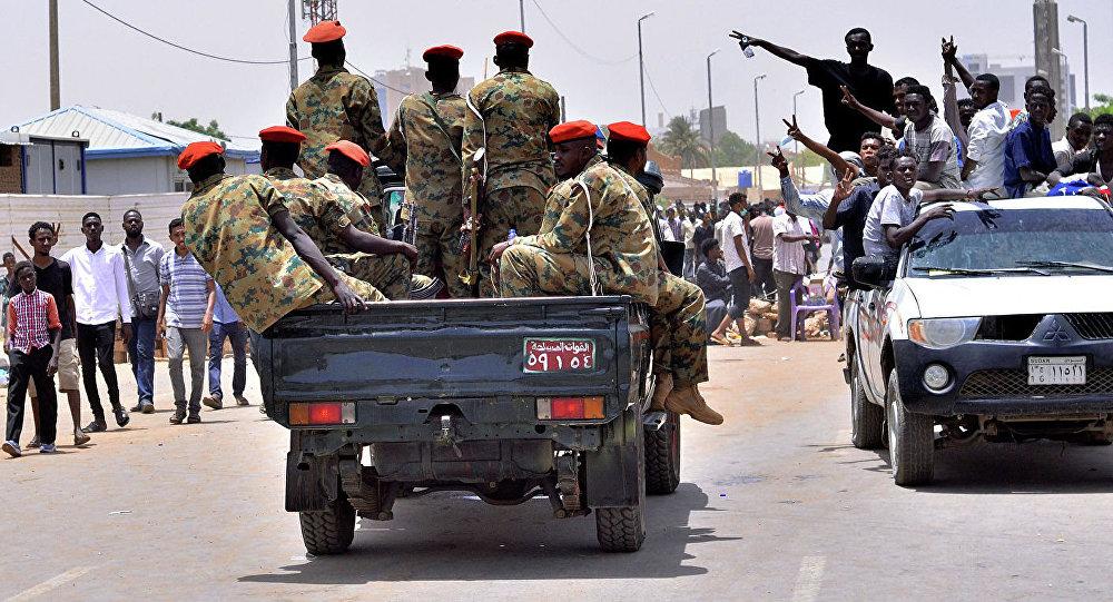 瑞典外交部:苏丹应及早过渡到文职政府