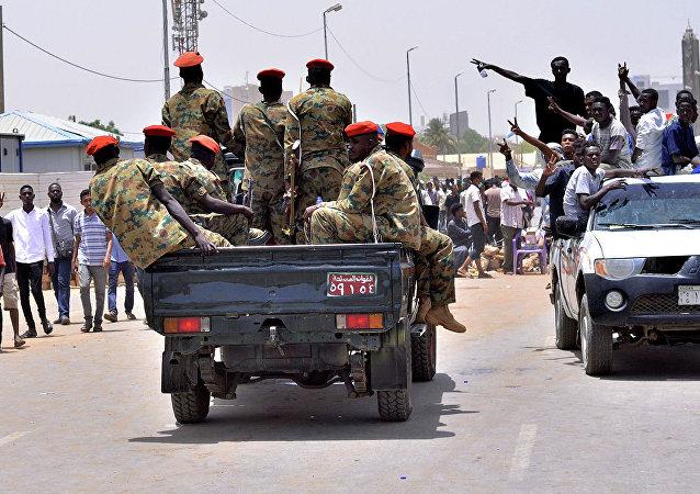蘇丹安全部隊包圍喀土穆市多家醫院