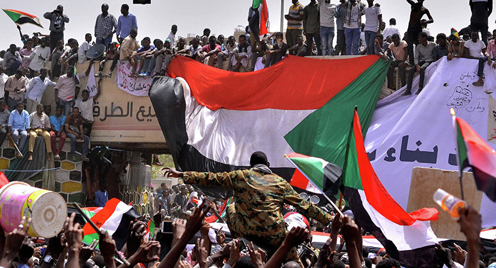 俄副外长接见苏丹驻俄大使 希望该国稳定局势
