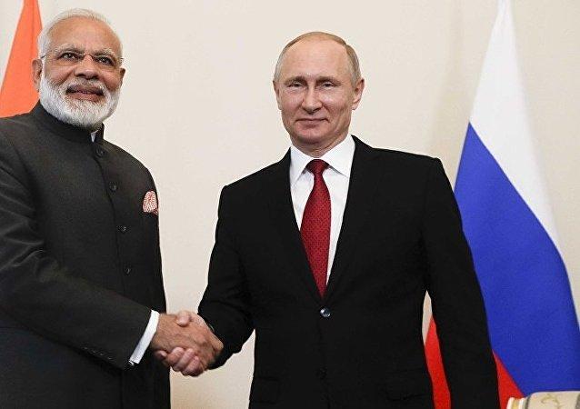 莫迪建議普京在大阪G20峰會期間會晤 並舉辦俄印中三方會談