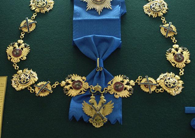 圣徒安德烈•佩尔沃兹方内勋章