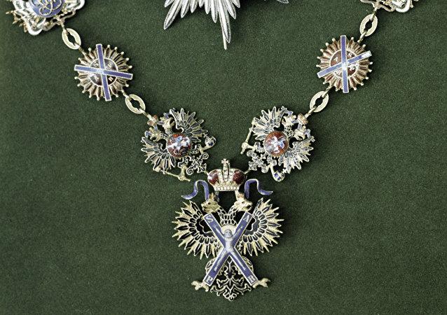 聖安德列勳章