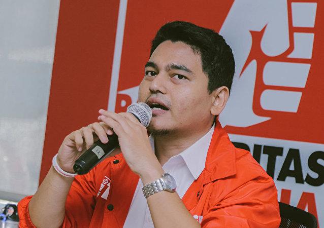 印尼「戈爾巴喬夫」夢想與戈爾巴喬夫見面