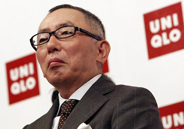福布斯發佈日本富豪榜 優衣庫創始人領銜