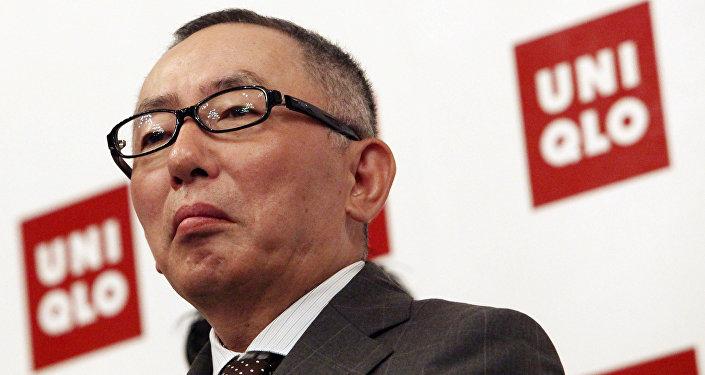 福布斯发布日本富豪榜 优衣库创始人领衔