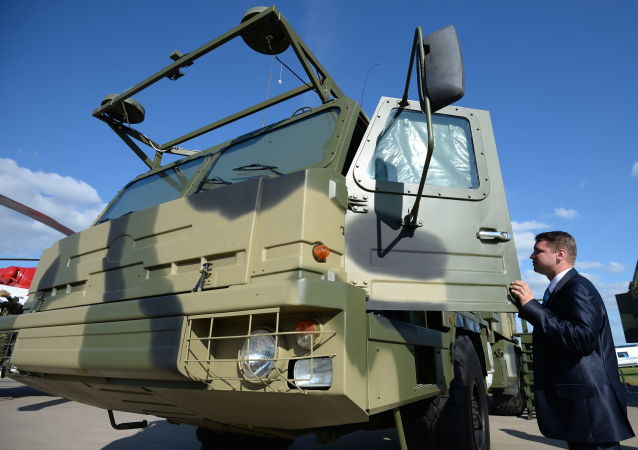 S-350防空导弹系统