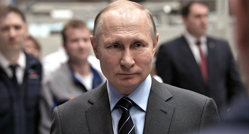 普京稱招兵將逐步退出歷史舞台