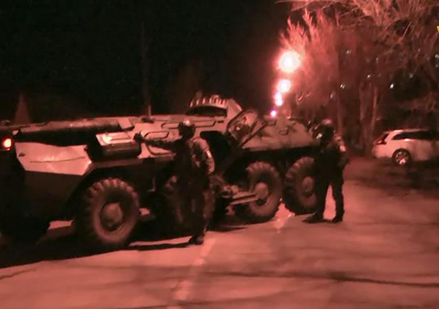 秋明市反恐行動期間擊斃兩名IS成員